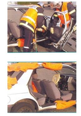 демонтаж багажной двери автомобиля