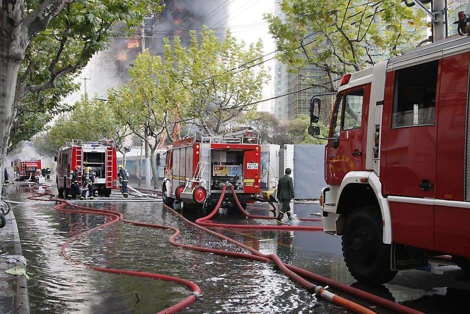 Определение максимально возможной площади тушения пожара