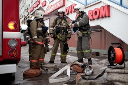 Полномочия участников тушения пожара