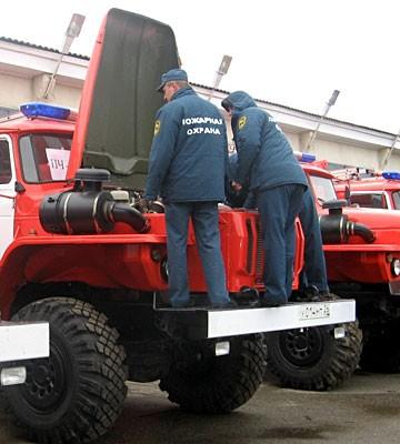 Порядок содержания ремонта пожарной техники
