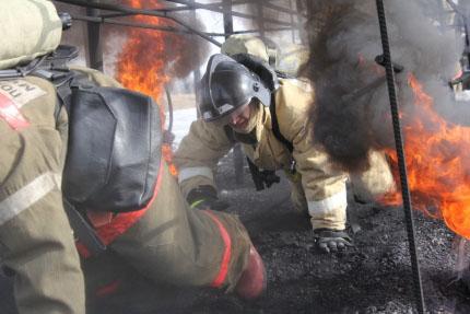 Пожарные полигоны