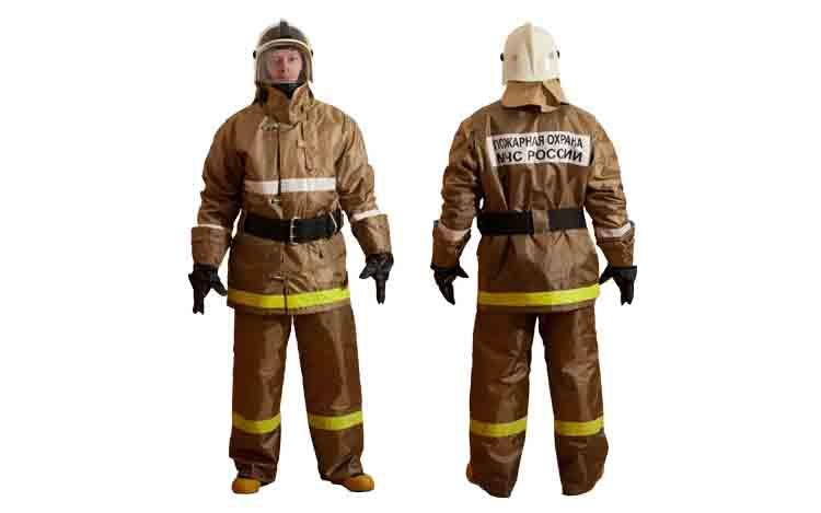 Пожарные защитные костюмы