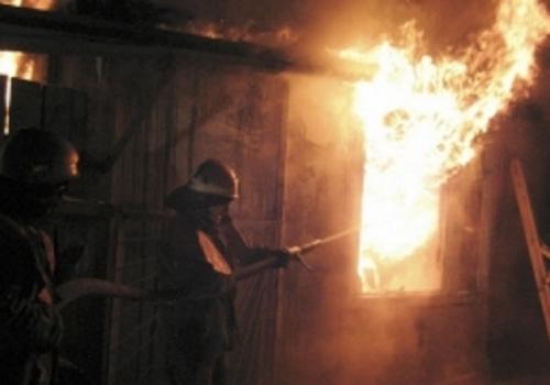 При ликвидации горения в саунах