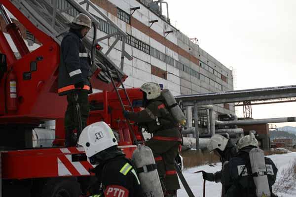 Принципы управления силами и средствами на пожаре