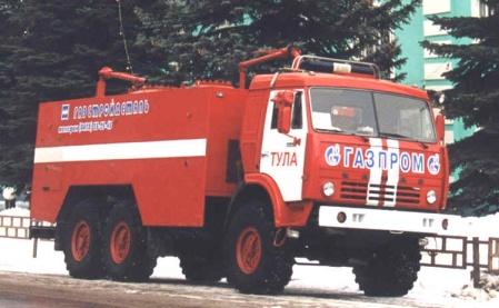Основные пожарные автомобили целевого применения реферат