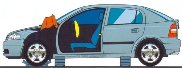 Демонтаж двери автомобиля
