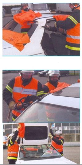 безопасное удаление крыши автомобиля