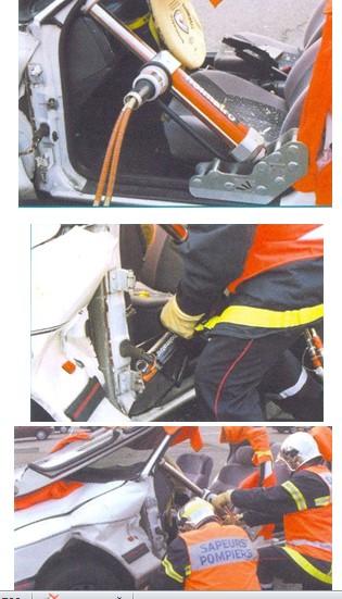 расширение панели автомобиля в ДТП