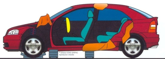 спасение людей из автомобиля