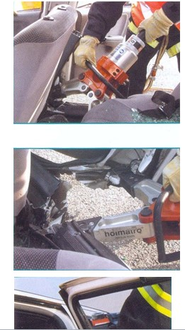 демонтаж передней двери автомобиля