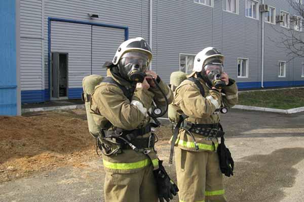 СИЗОД пожарные