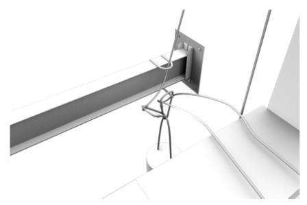 Методика проведения испытания страхующего устройства учебной башни, с помощью ручной лебедки и динамометра.