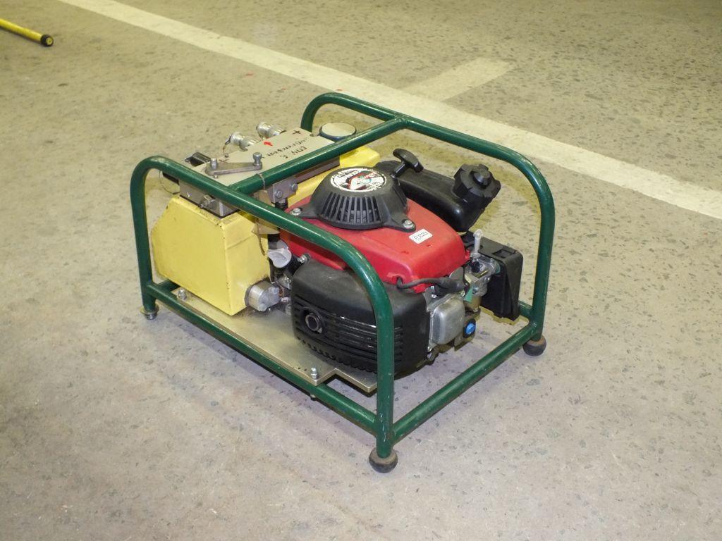 Мотонасосный агрегат МНА-25