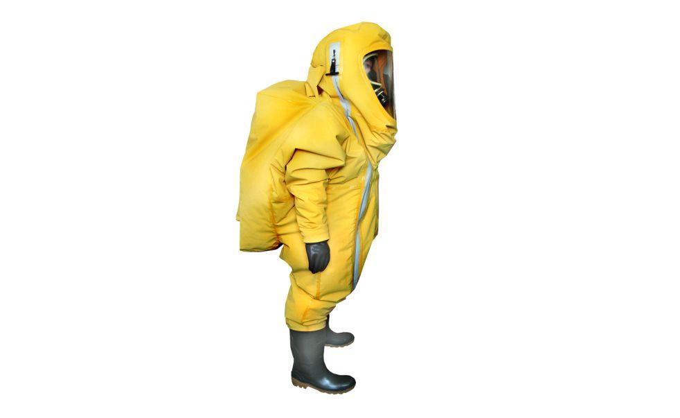Радиационный защитный костюм РЗК