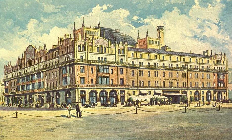 Гостиница Метрополь (1905 год)