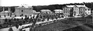Aлексеевская насосная станция (служебные постройки)