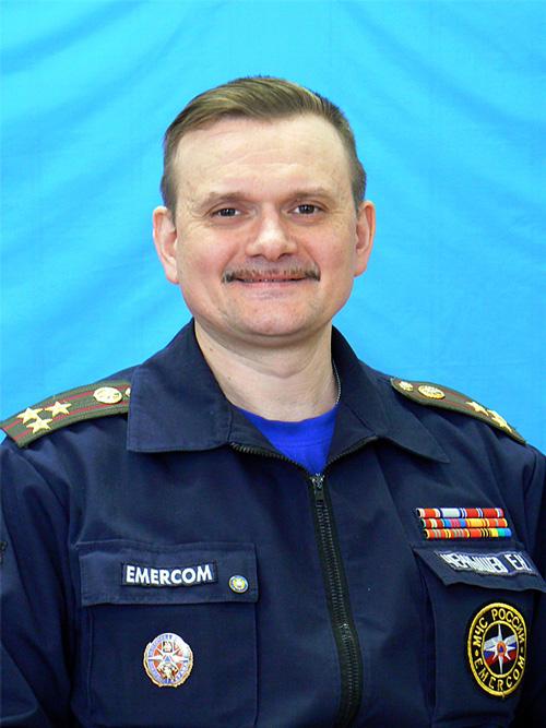 Чернышев Евгений Николаевич