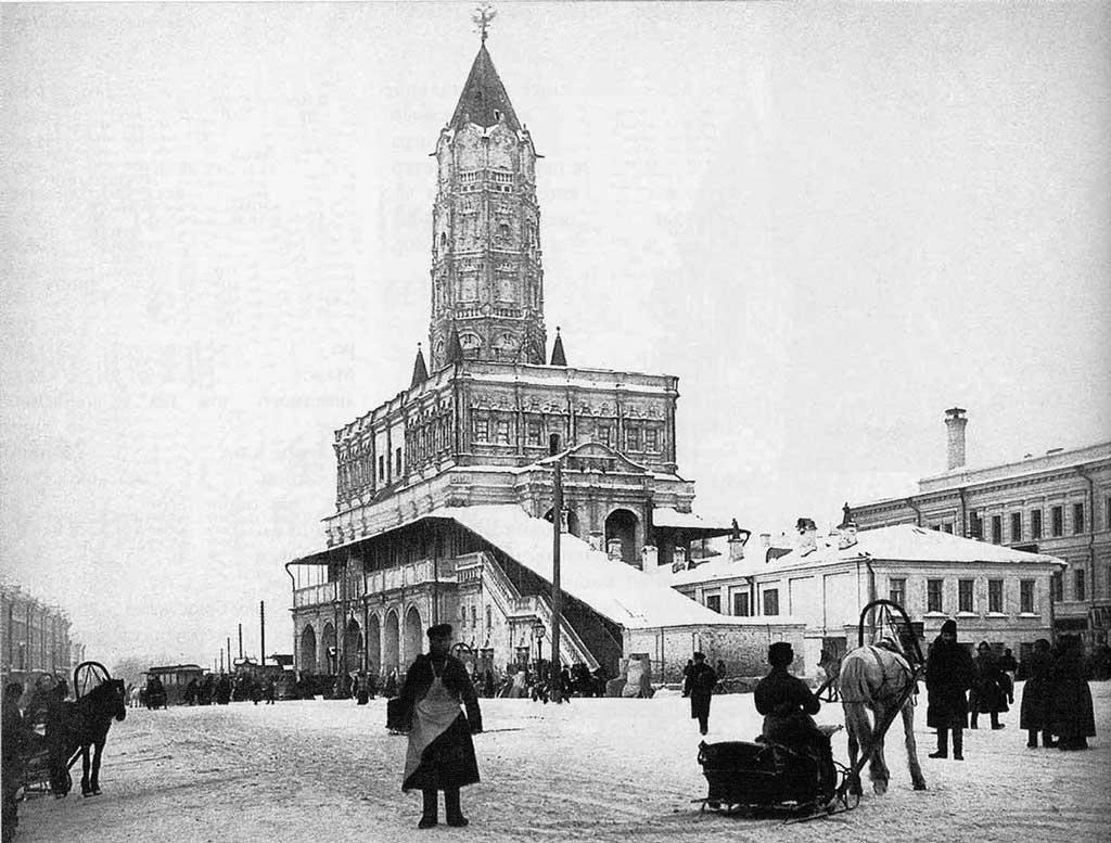 Сухарева башня (1890 год)