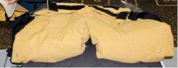 Укладка брюк БОП