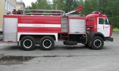 Тактико-технические характеристики автомобиля порошкового тушения АП-5000-40(53215)ПМ567