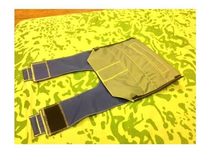 Чехол-сумка для панорамной маски СИЗОД