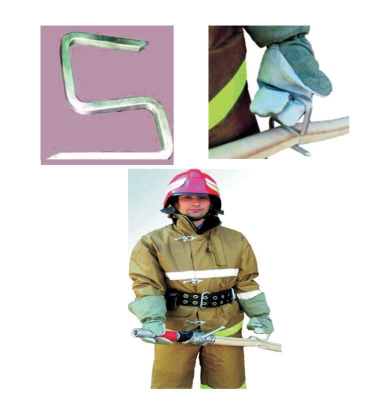 Переноска пожарных рукавов