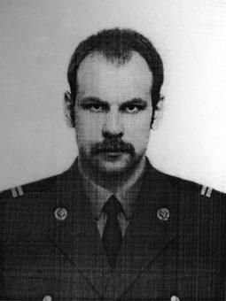 Астафьев Владимир Анатольевич