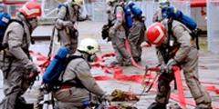Развертывание пожарных. Этапы развертывания сил и средств на пожаре