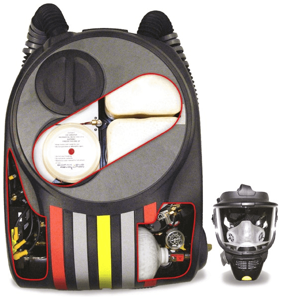 Дыхательный аппарат Biopack 240R