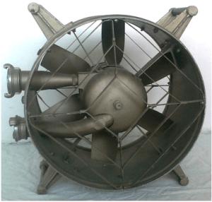 Дымосос ДП-10 (гидравлический)
