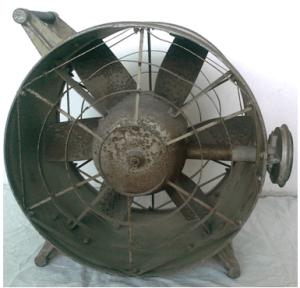 Дымосос ДПМ-7