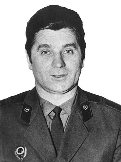 ГОЛУБЕВ Николай Васильевич