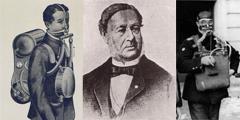 История создания дыхательного кислородного аппарата