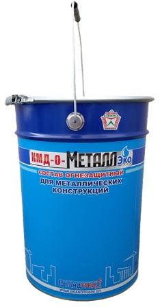 Состав КМД-0 ЭКО для металлических конструкций