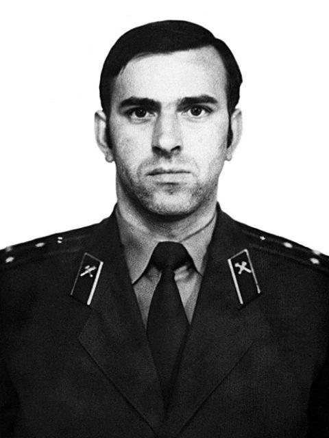 КАПИТОНОВ Сергей Георгиевич