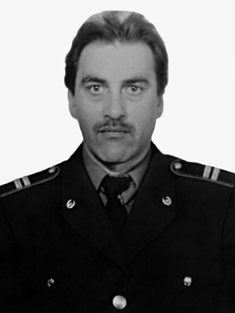 КАТАСОНОВ Владимир Сергеевич