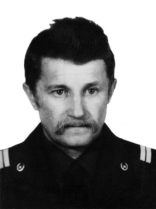 Кириллов Виктор Петрович