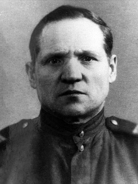 КОБЫЛКИН Павел Ефимович