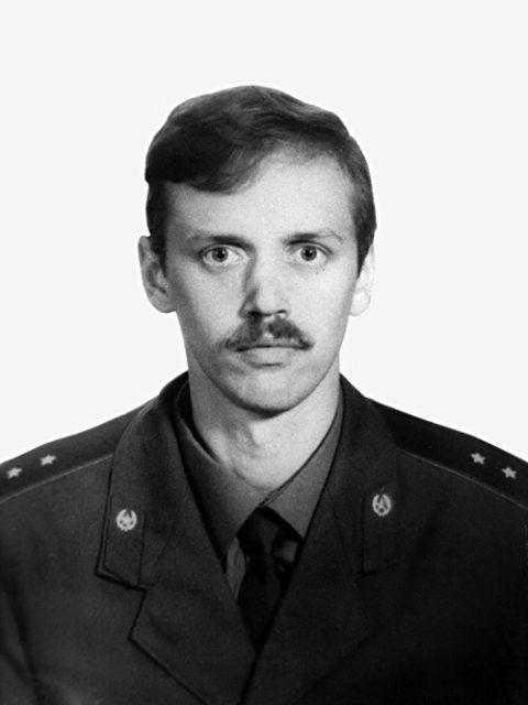 ЛАВРОВ Сергей Константинович