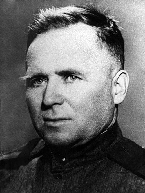 Николаев Федор Николаевич