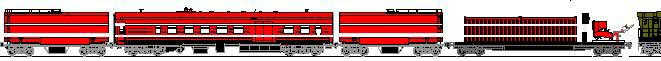 Пожарный поезд нового поколения