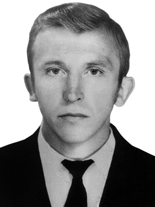 Романов Виктор Петрович