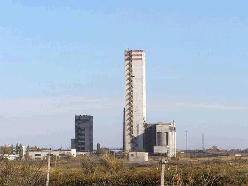 Шахта Суходольская-Восточная