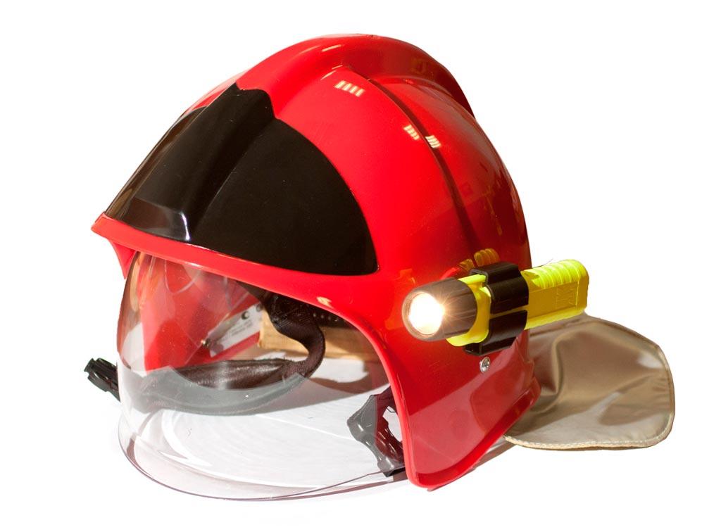 Шлем-каска пожарного-спасателя ШКПС