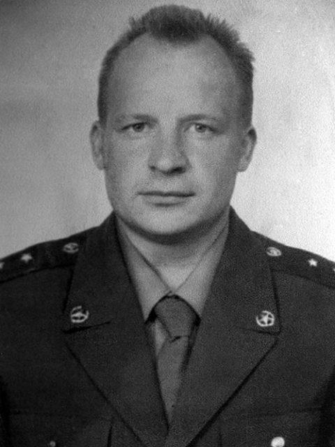 СЕРГЕЕВ Дмитрий Павлович