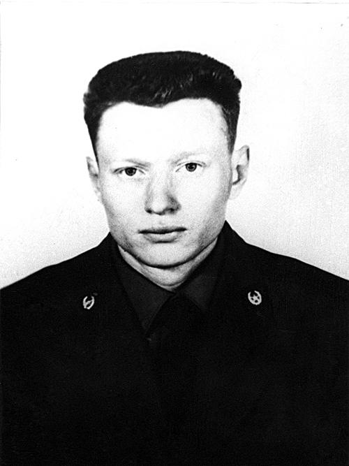 Соколов Кирилл Дмитриевич