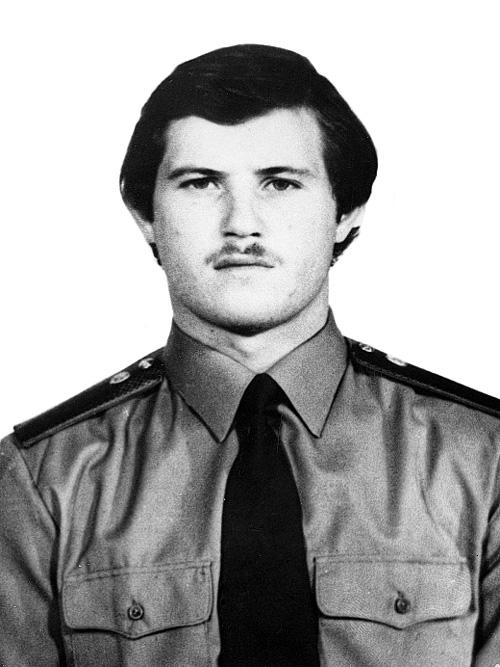 Соловьев Михаил Юрьевич