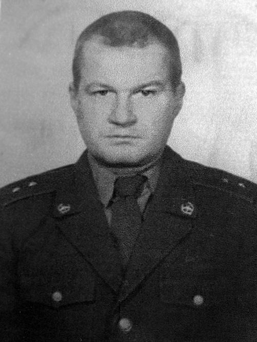 Спицын Сергей Алексеевич