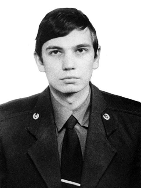 ТЕРЕХОВ Юрий Андреевич