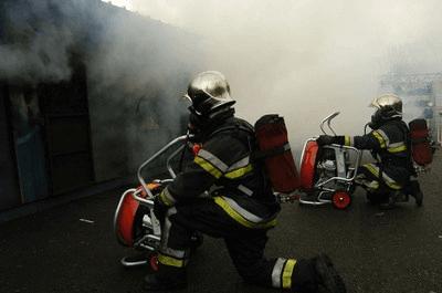 Установка пожарных дымососов
